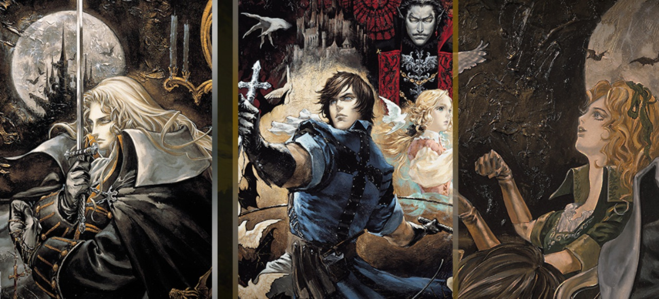 Castlevania Requiem: Symphony of the Night and Rondo of Blood (Action) von Konami Digital Entertainment