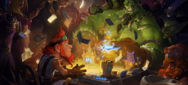 Hearthstone: Heroes of Warcraft (Strategie) von Blizzard Entertainment
