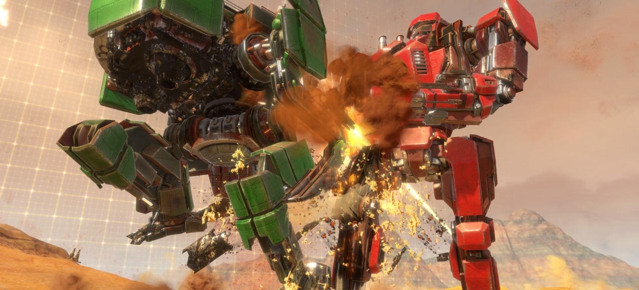 Vox Machinae (Action) von  Space Bullet Dynamics Corporation