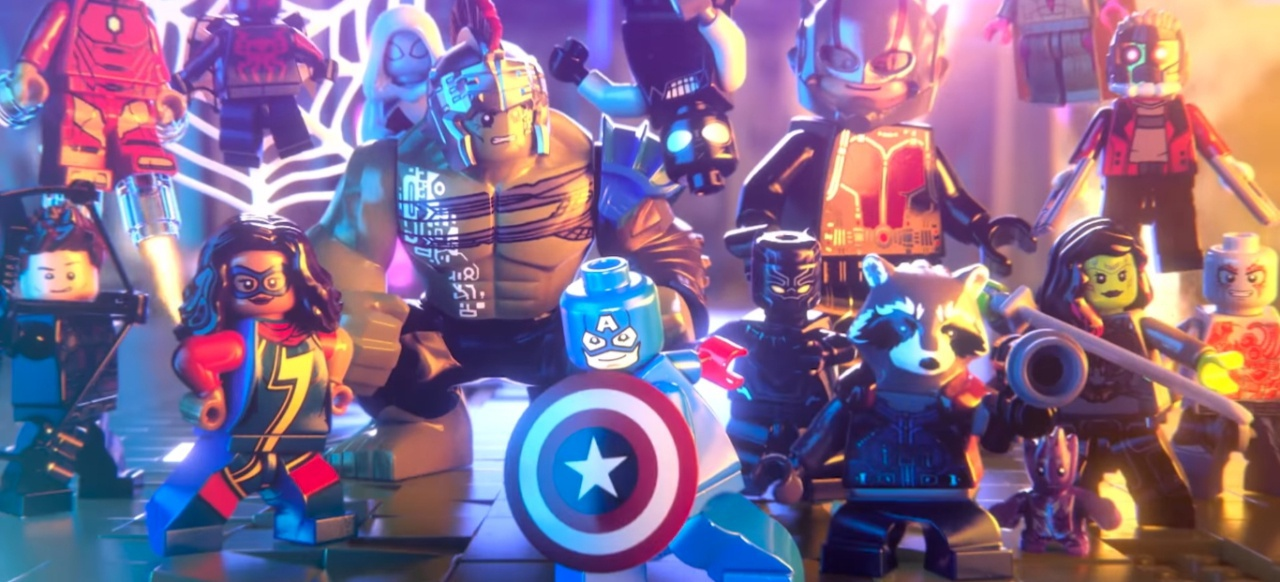 Lego Marvel Super Heroes 2 (Action) von Warner Bros. Interactive Entertainment