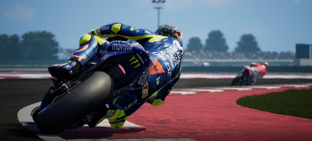 Moto GP 18 (Rennspiel) von