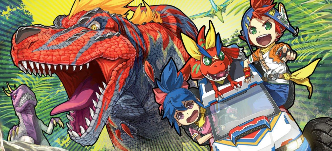 Fossil Fighters: Frontier (Rollenspiel) von Nintendo