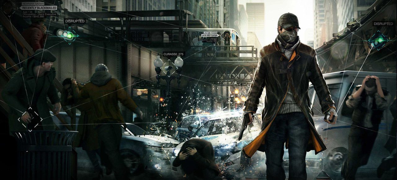 Watch Dogs (Action) von Ubisoft