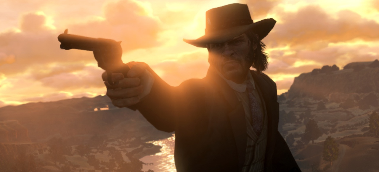 Red Dead Redemption (Action) von Take-Two