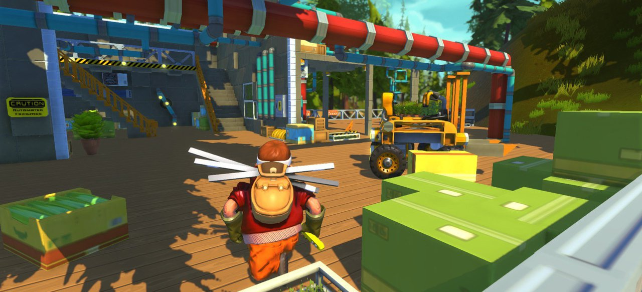 Scrap Mechanic (Simulation) von Axolot Games