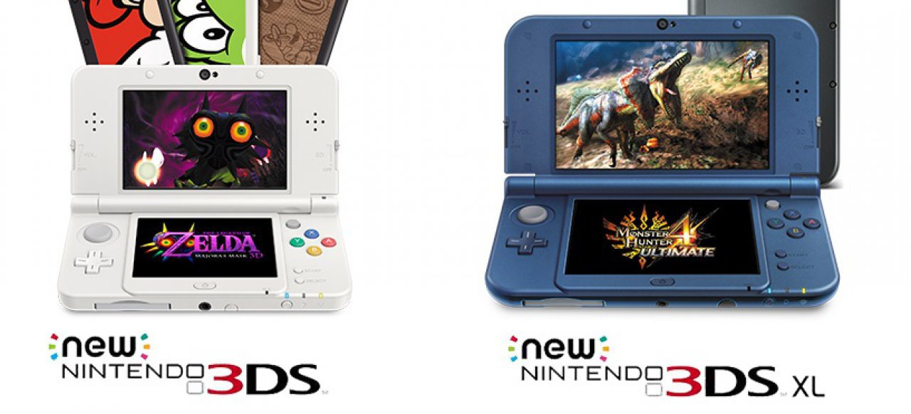 New Nintendo 3DS (Hardware) von Nintendo