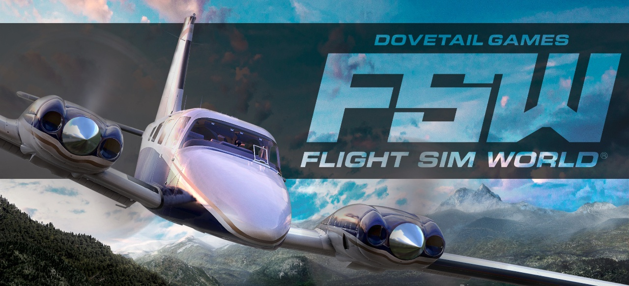 Flight Sim World (Simulation) von