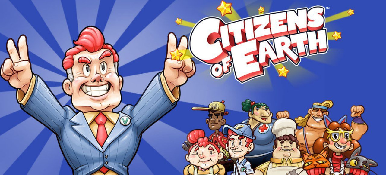 Citizens of Earth (Rollenspiel) von Atlus