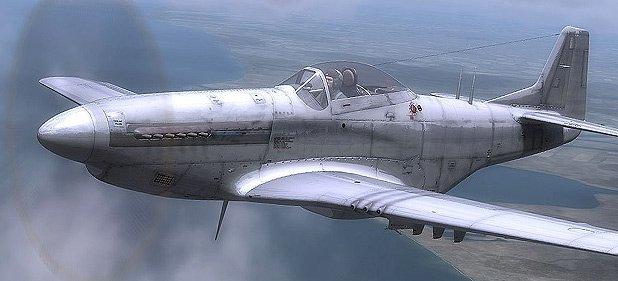 P-51 Mustang (Simulation) von