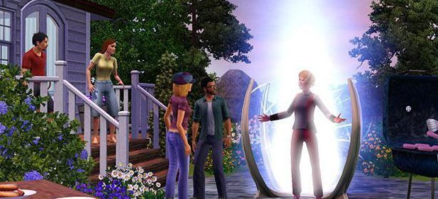 Die Sims 3: Into the Future (Simulation) von Electronic Arts