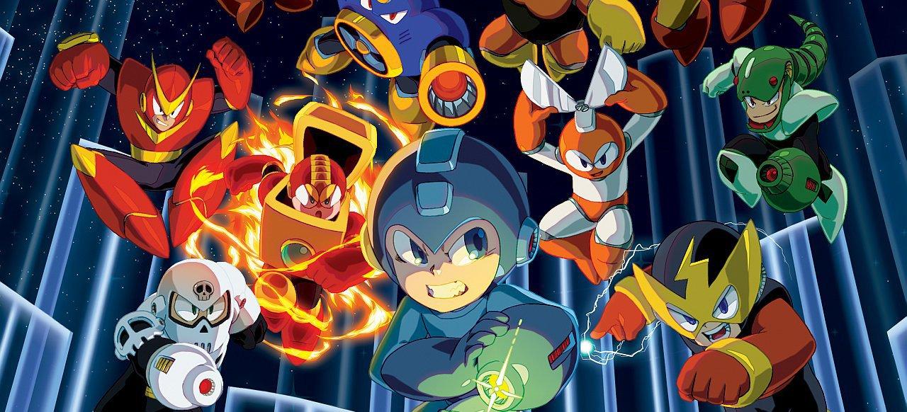 MegaMan Legacy Collection (Geschicklichkeit) von Capcom