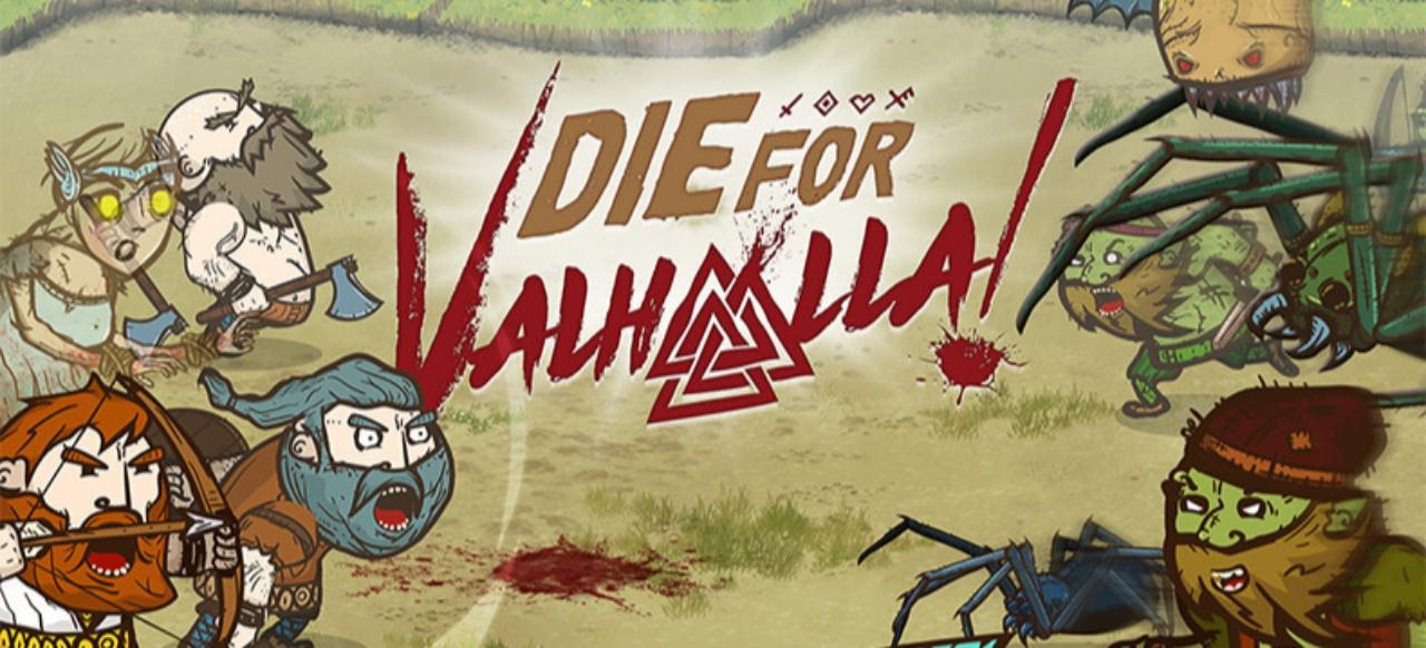 Die for Valhalla!  () von