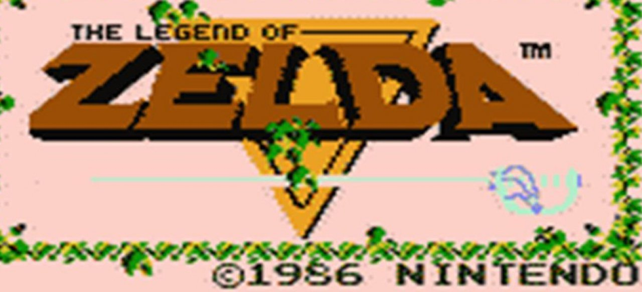 The Legend of Zelda (Oldie) (Action) von Nintendo