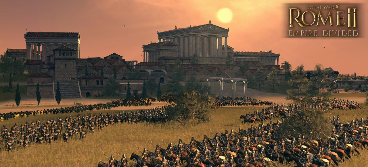Total War: Rome 2 - Empire Divided (Strategie) von Sega