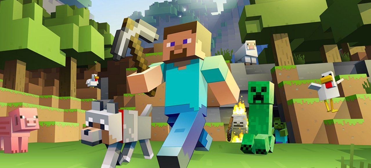 Minecraft Better Together Update Für Switch Microsoft Und Nintendo - Minecraft spiele switch