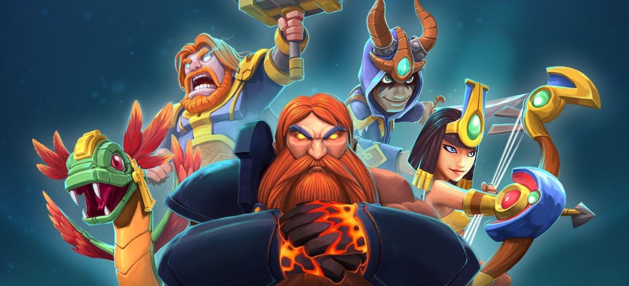 Smite Rivals (Strategie) von Hi-Rez Studios