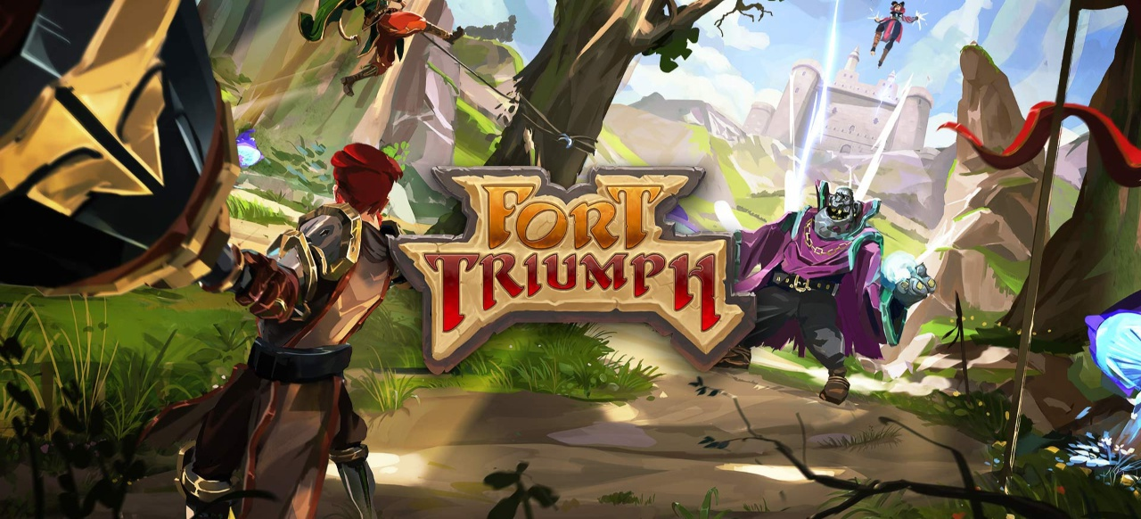 Fort Triumph (Rollenspiel) von Cookie Byte Entertainment