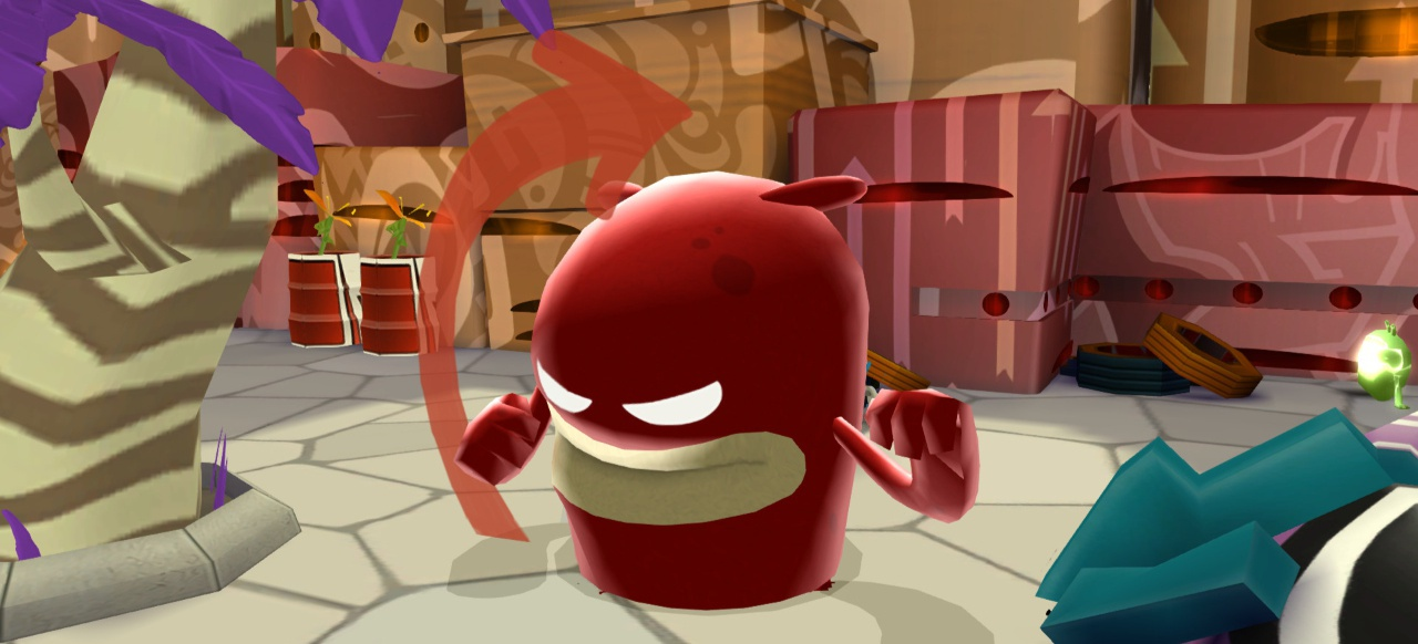 de Blob (Geschicklichkeit) von THQ