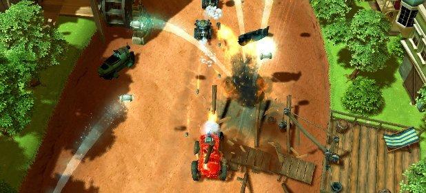 Pressure (Rennspiel) von TopWare Interactive