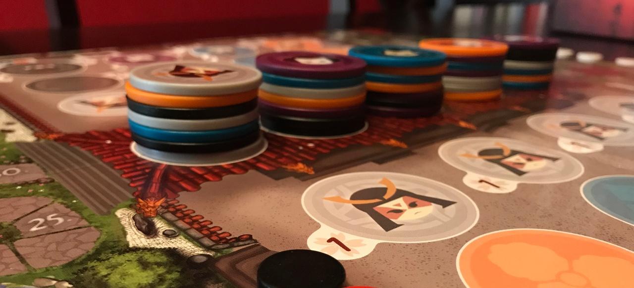 TA-KE (Brettspiel) von Huch