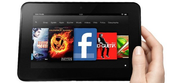 Kindle Fire HD () von Amazon