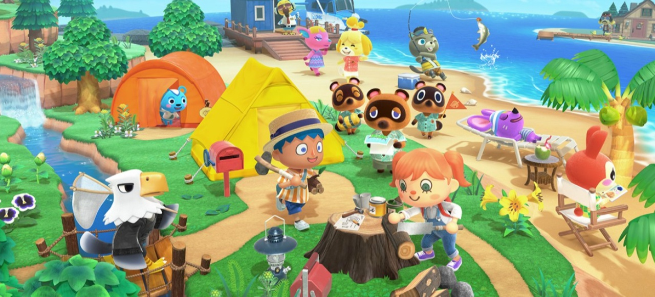 Animal Crossing für Nintendo Switch (Arbeitstitel) (Simulation) von Nintendo