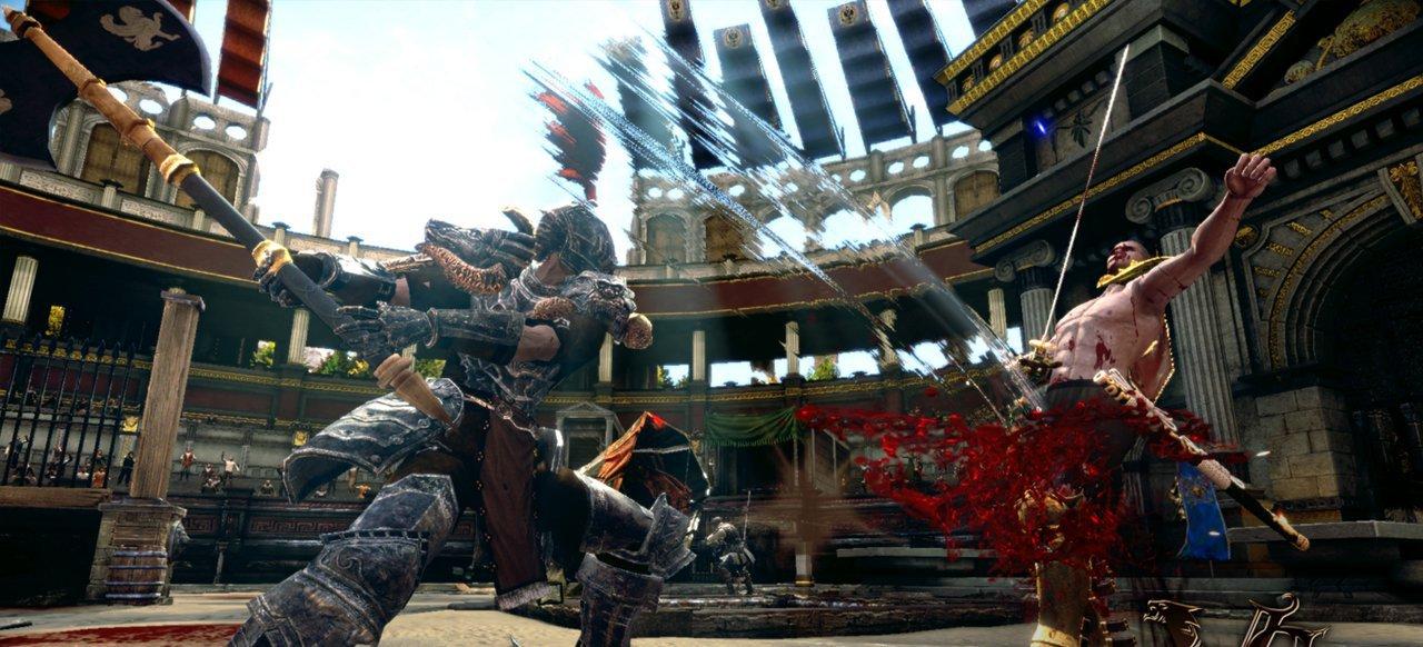 Versus : Battle of the Gladiator (Action) von Netker