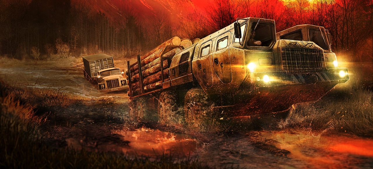 Spintires: MudRunner (Rennspiel) von Focus Home Interactive / astragon Entertainment