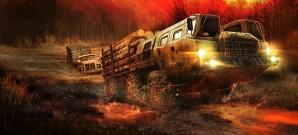 Spintires: MudRunner (Rennspiel) von Focus Home Interactive / astragon Entertainment
