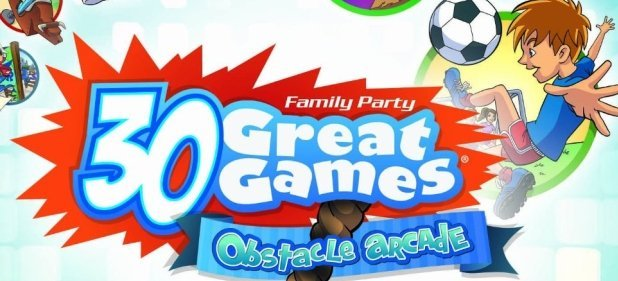 Family Party: 30 Great Games - Obstacle Arcade (Geschicklichkeit) von Namco Bandai / D3Publisher