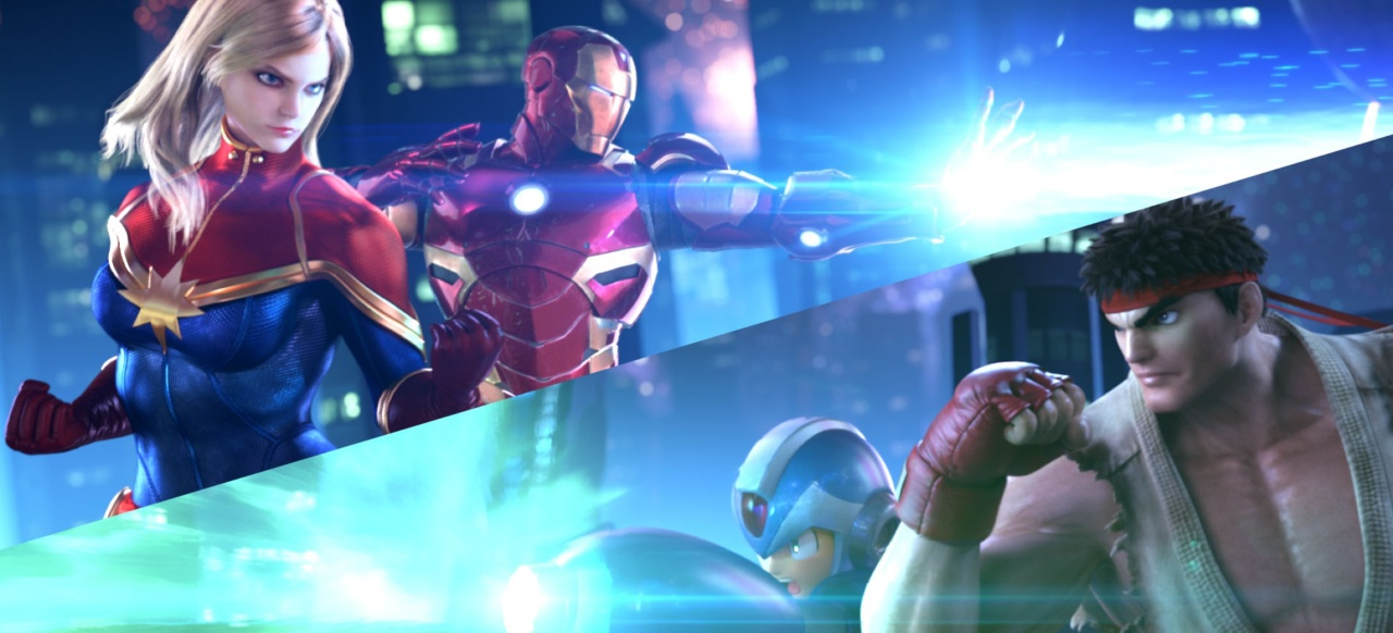 Marvel vs. Capcom: Infinite (Action) von