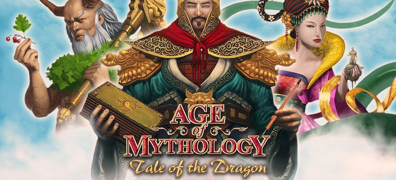 Age of Mythology: Tale of the Dragon (Strategie) von Microsoft