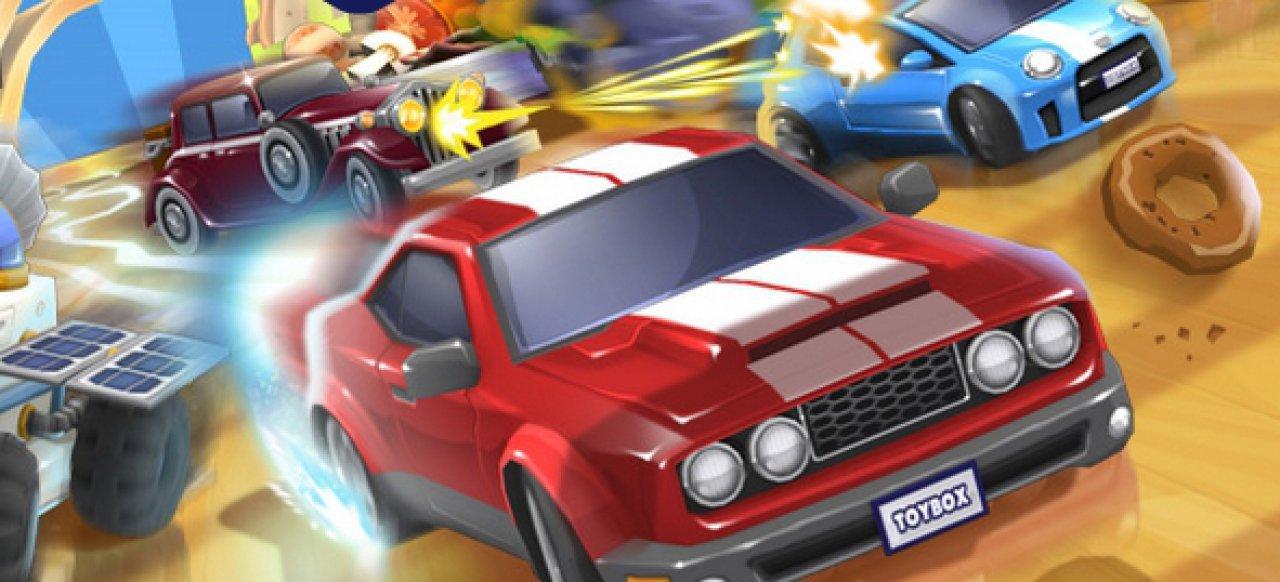 Toybox Turbos (Rennspiel) von Codemasters