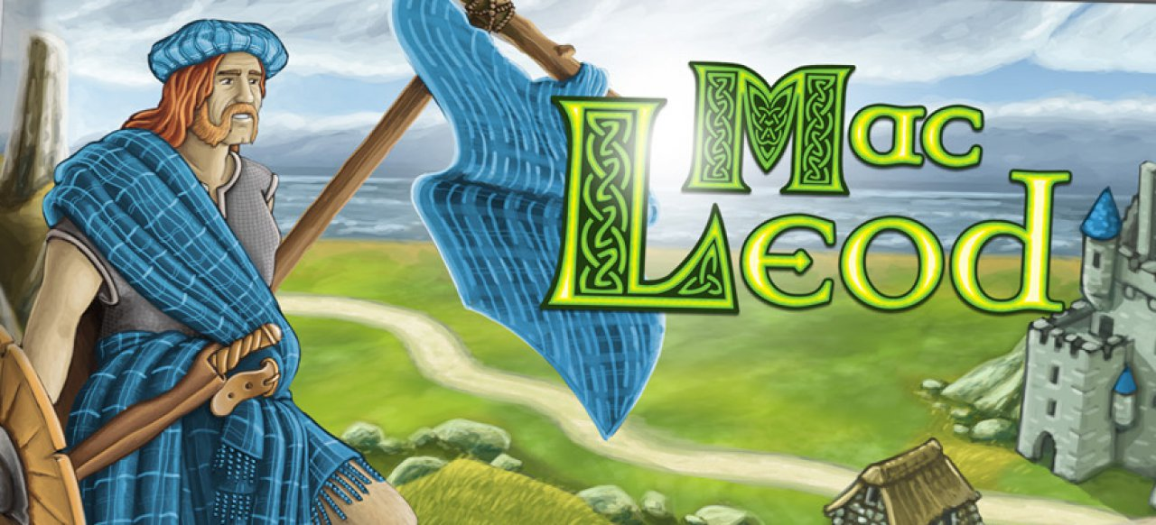 Isle of Skye: Vom Häuptling zum König (Brettspiel) von Lookout Games