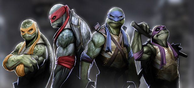 Teenage Mutant Ninja Turtles: Out of the Shadows (Action) von Activision