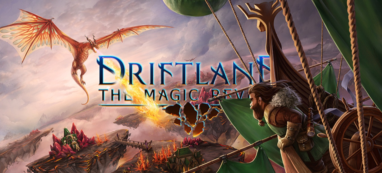 Driftland: The Magic Revival (Strategie) von