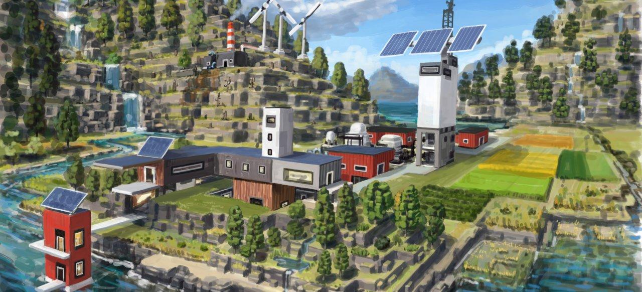 Eco Vierte AlphaVersion Des An Minecraft Erinnernden Ökosystems - Minecraft alpha spielen