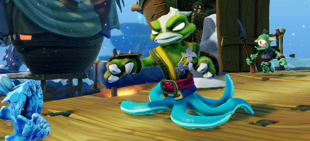 Skylanders: Swap Force (Action) von Activision