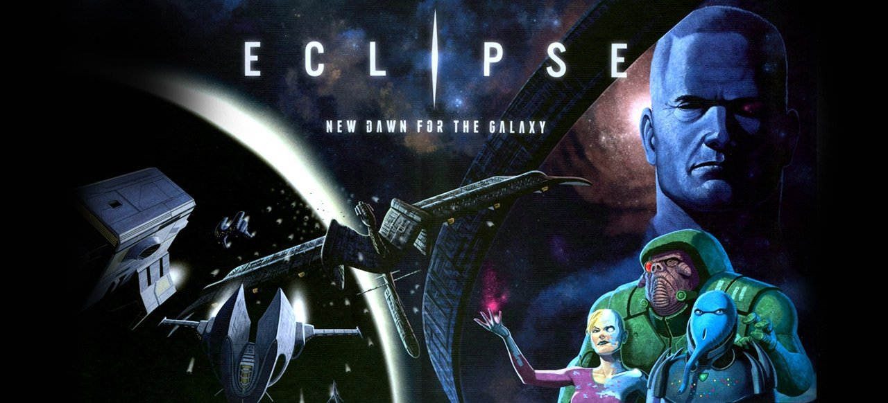 Eclipse (Strategie) von Asmodee