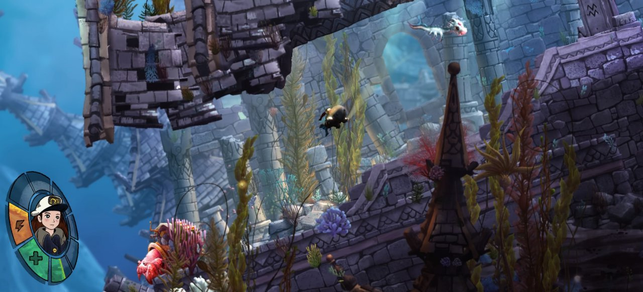 Song of the Deep (Action) von GameTrust Games (GameStop)