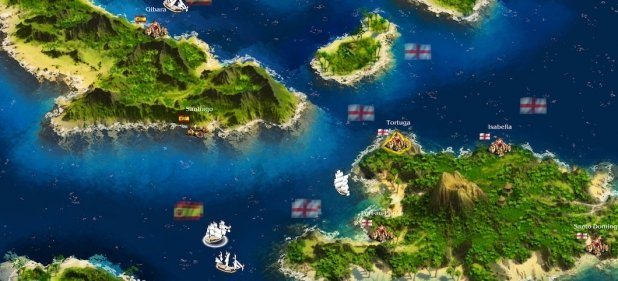Port Royale 3 (Strategie) von Kalypso Media