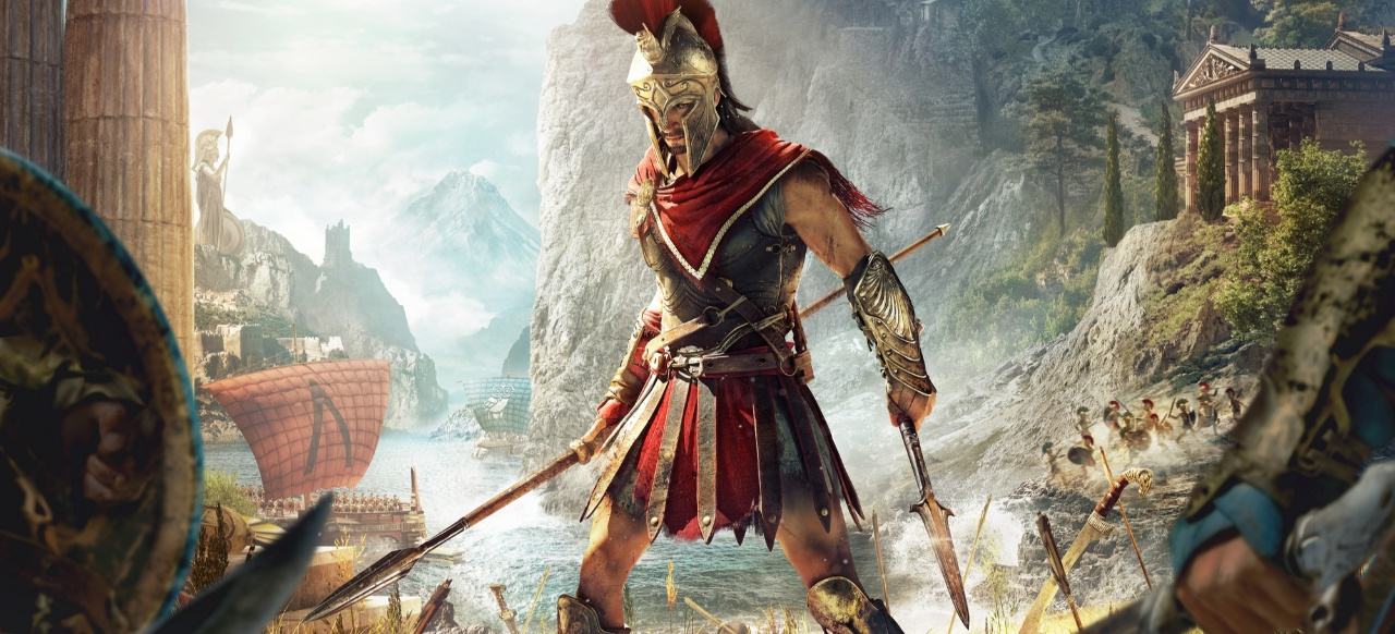 Assassin's Creed Odyssey (Action) von Ubisoft