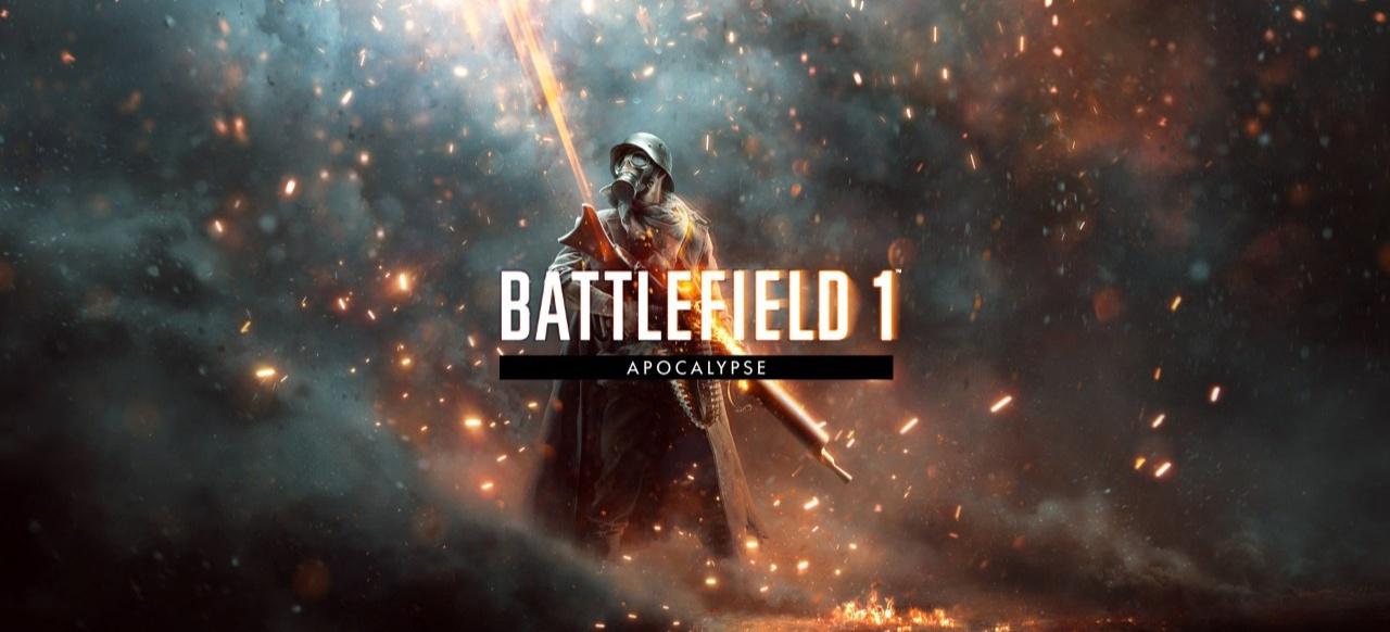Battlefield 1: Apocalypse (Shooter) von Electronic Arts