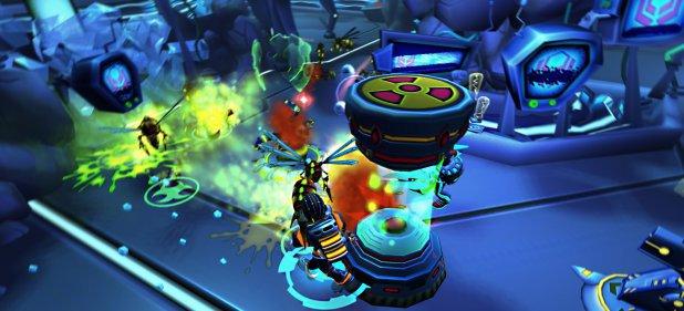 ZAMB! Biomutant Extermination (Action) von Kasedo Games