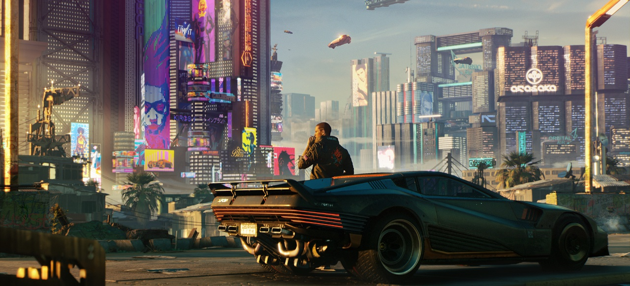 Cyberpunk 2077 (Rollenspiel) von Bandai Namco Entertainment Europe