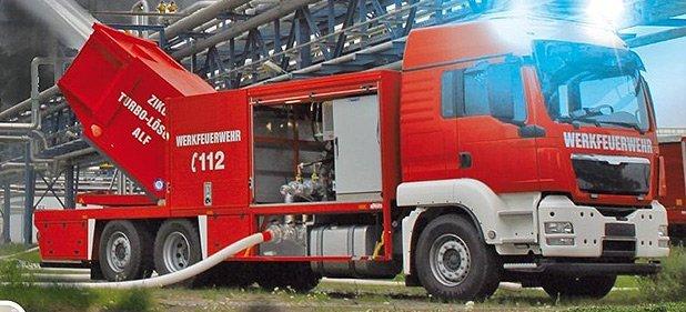 Werk-Feuerwehr-Simulator 2014 (Simulation) von Rondomedia