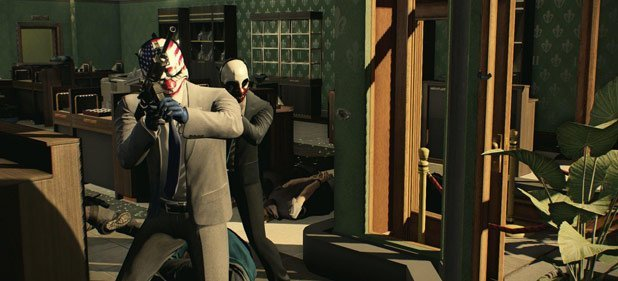 PayDay 2 (Shooter) von 505 Games