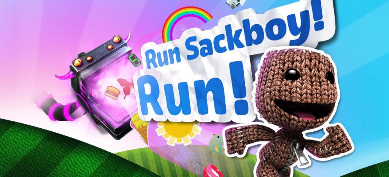 Run Sackboy! Run! (Geschicklichkeit) von Sony
