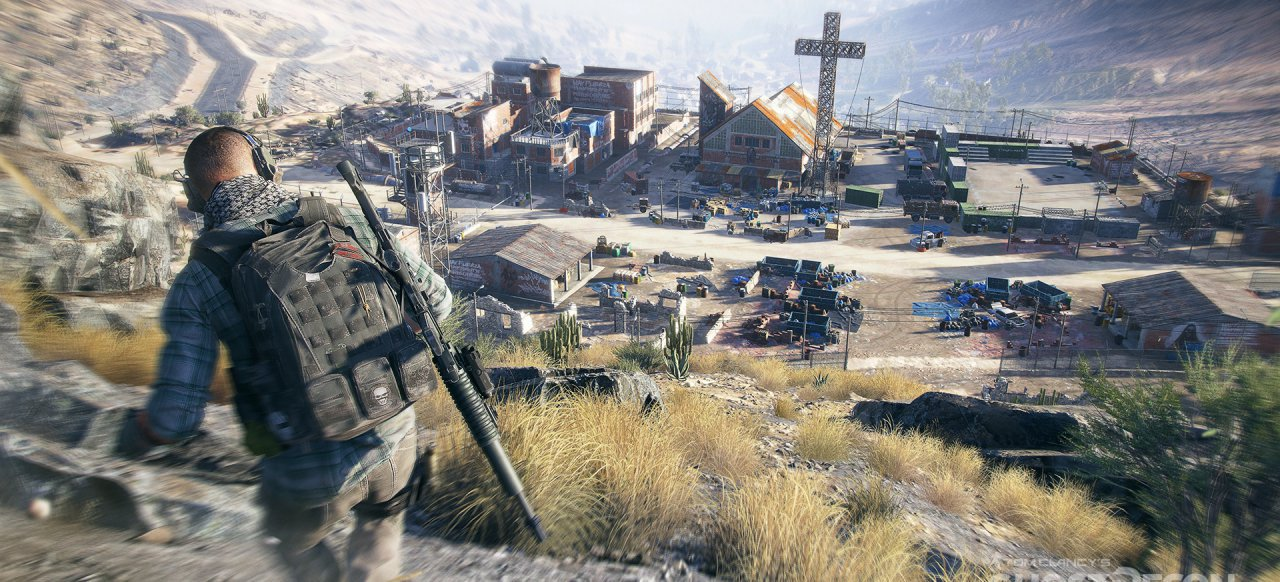 Ghost Recon Wildlands (Shooter) von Ubisoft