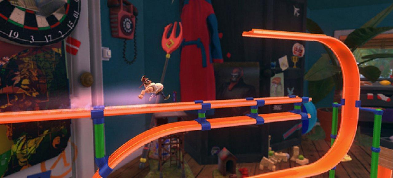 Action Henk (Rennspiel) von RageSquid